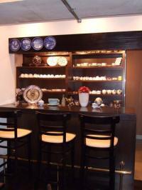 ケーキ屋さん二階のカフェ