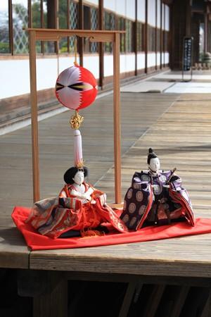 柳川のお雛様