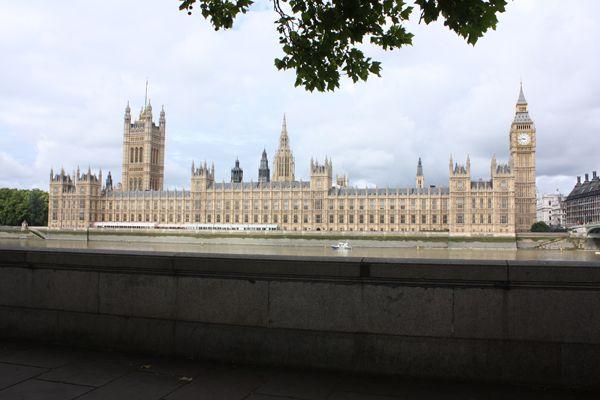 ロンドン滞在記