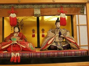 太宰府天満宮と日田のひな祭り
