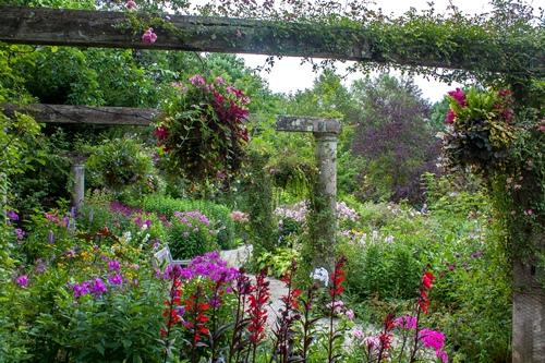 バラクラ イングリッシュ・ガーデン