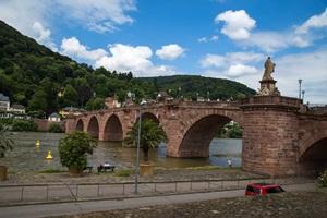 ドイツのこころ ライン川辺りの町を歩いてみると
