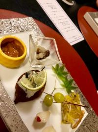 鎌倉の夕食